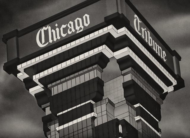 Chicago Tribunes anti-police conspiracy.